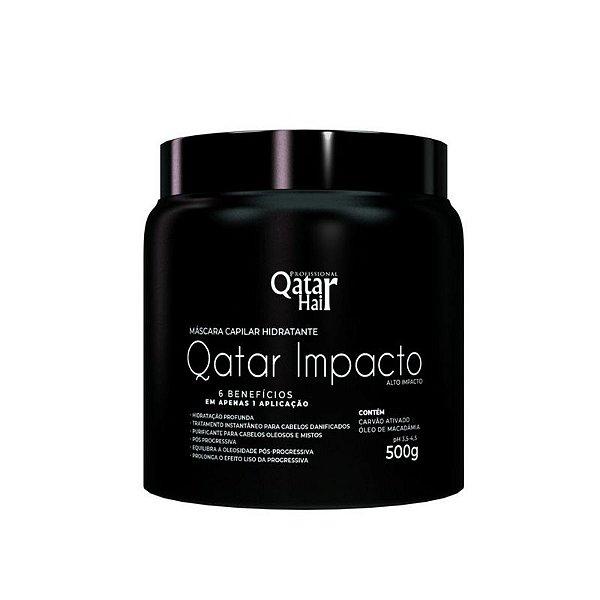 Máscara Alto Impacto 500g - Qatar Hair