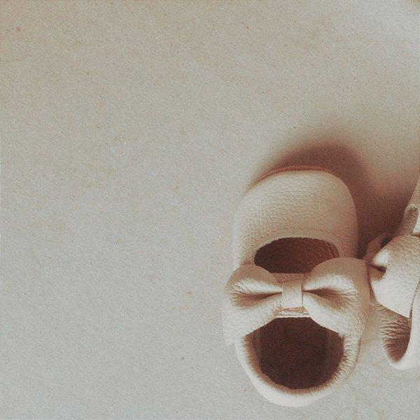 Sapatilha Laço Nude