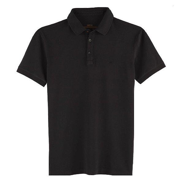 Camisa Polo Monte Carlo - Preto