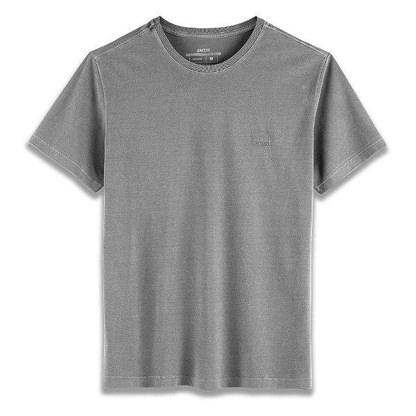 Camiseta Basic Stone - Cinza Concreto