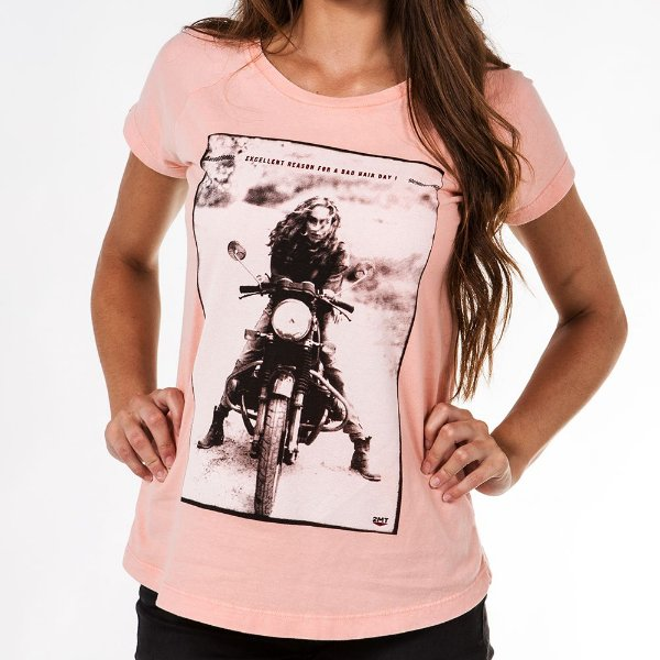Camiseta She Rides