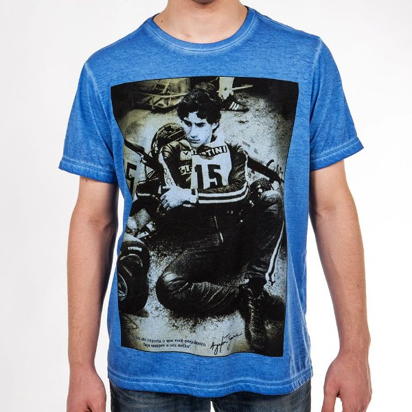 Camiseta Forever Senna