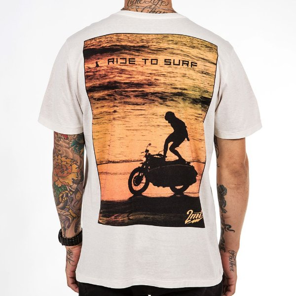 Camiseta Ride To Surf