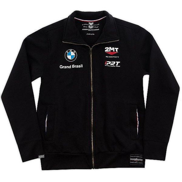 Jaqueta de Moletom Oficial da Equipe BMW