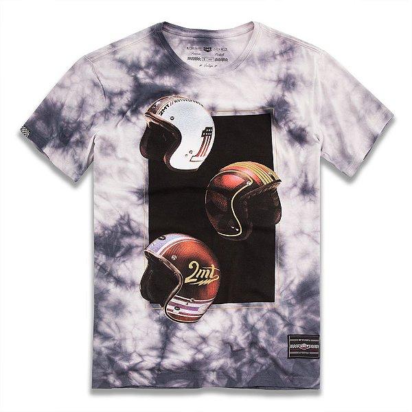 Camiseta Vintage Capacetes