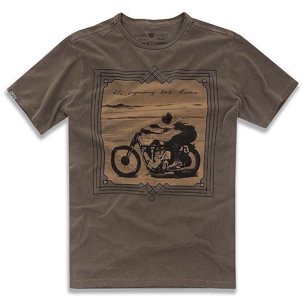 Camiseta Moto Legendary