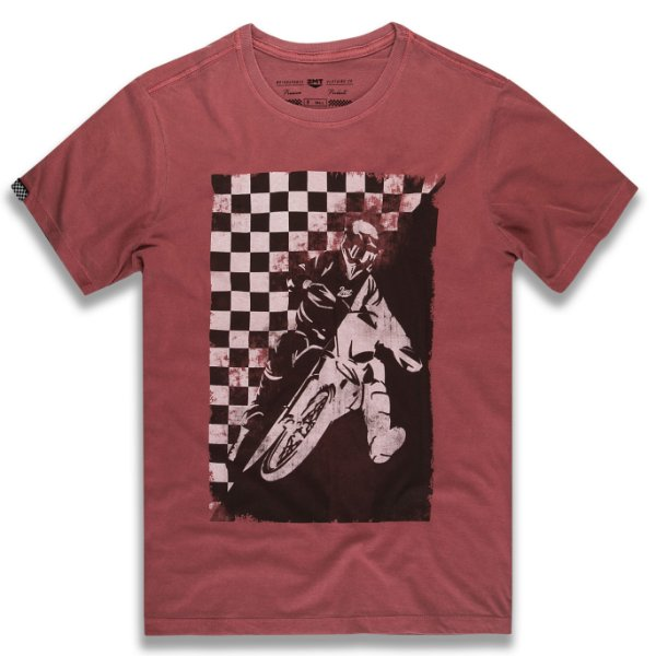 Camiseta Check Cross
