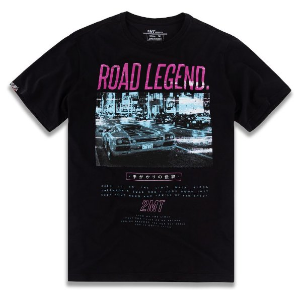 Camiseta Legend