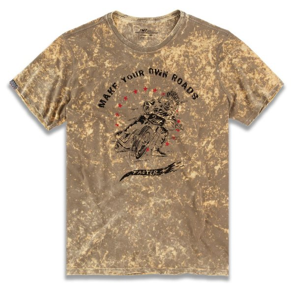 Camiseta Make Roads
