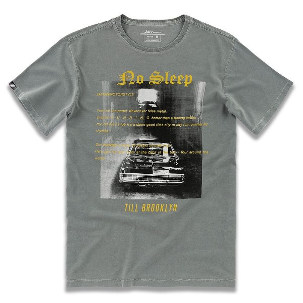 T-SHIRT NO SLEEP