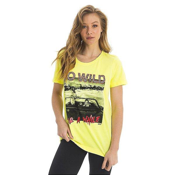 Camiseta Go Wild