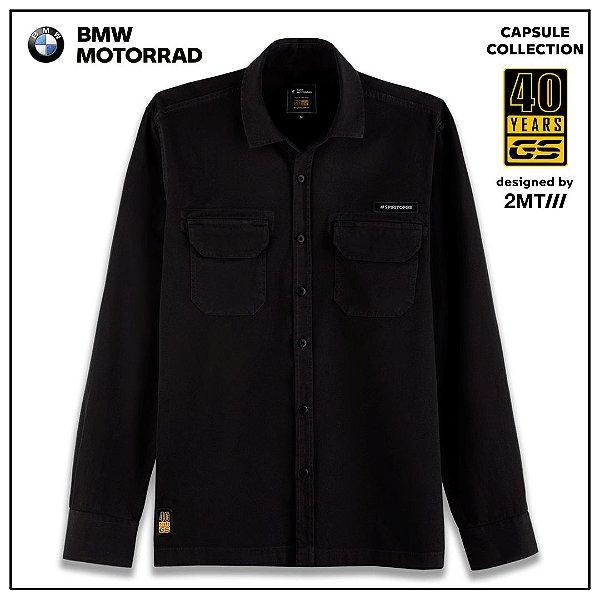 Camisa BMW Army - Masculino