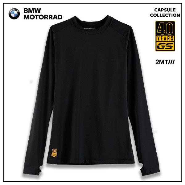 Camiseta Segunda Pele BMW Layer GS