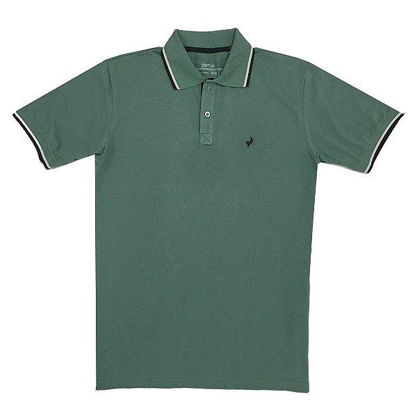 Camisa Polo Texas - Verde