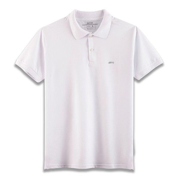 Camisa Polo Strasbourg  Branco