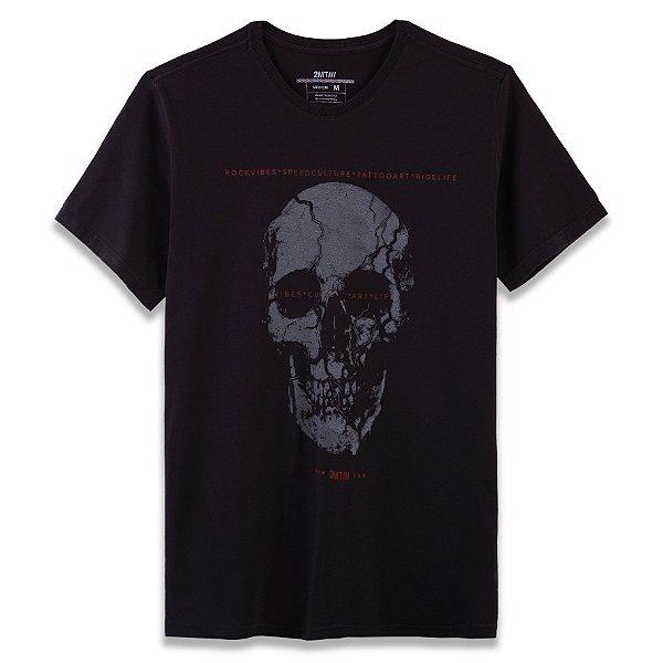 Camiseta Thunder Skull