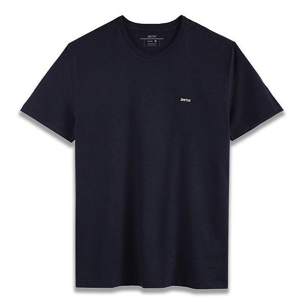 Camiseta Basic Soft - Marinho