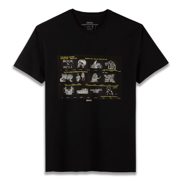Camiseta X-RAY Photos