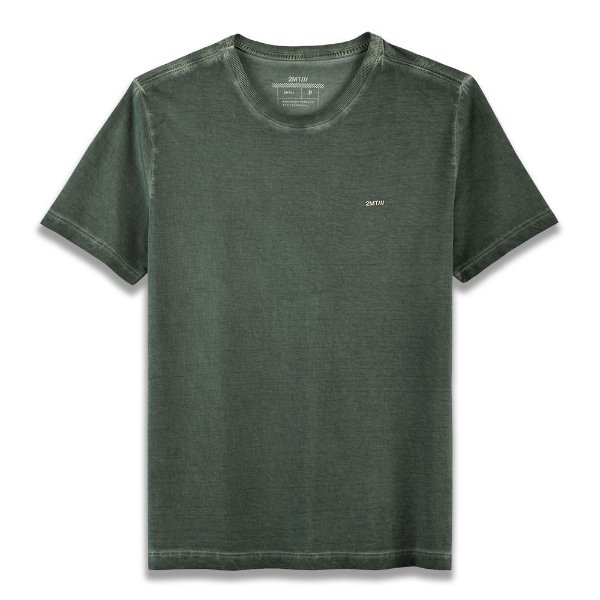 Camiseta Basic ECO - Floresta