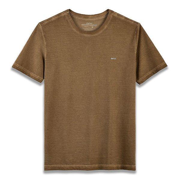 Camiseta Basic ECO - Tabaco