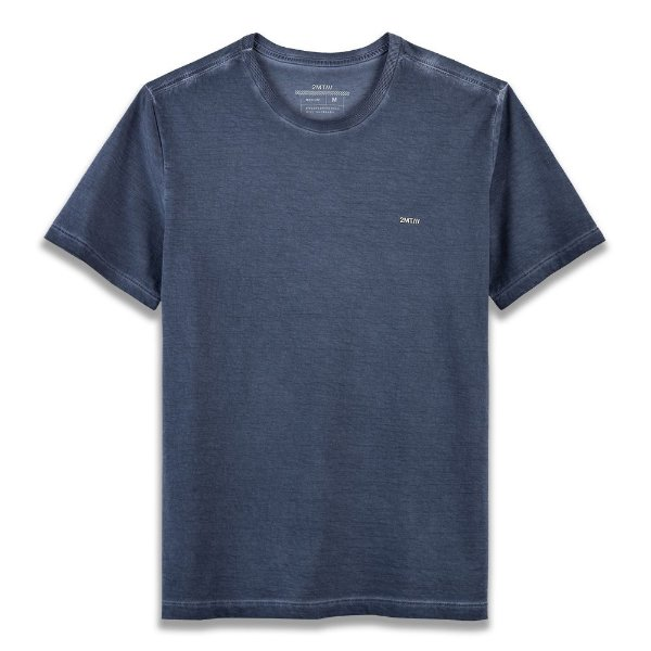 Camiseta Basic ECO - Azul Deep