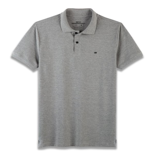 Camisa Polo Palermo - Mescla