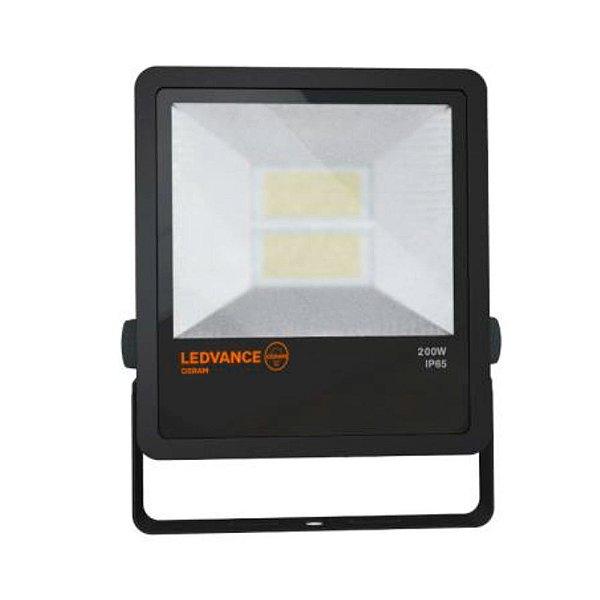 Refletor Led Floodlight 200W Bivolt IP65 5000K Preto OSRAM