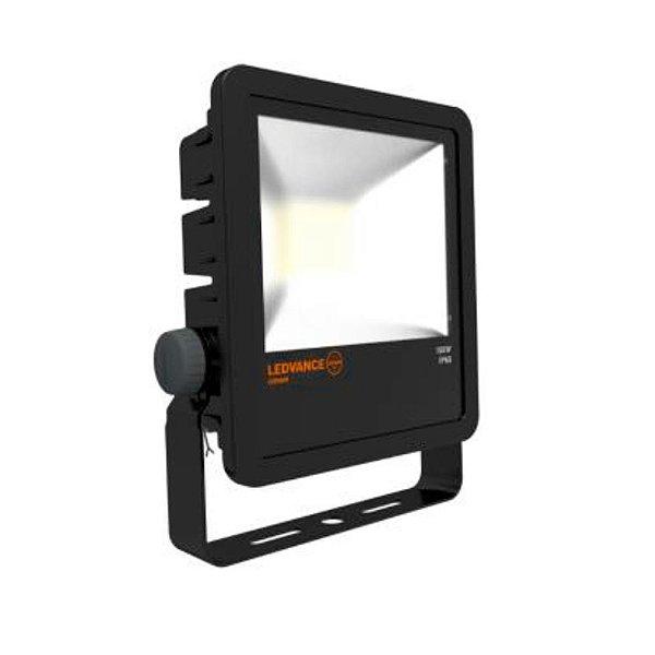 Refletor Led Floodlight 100W Bivolt IP65 5000K Preto