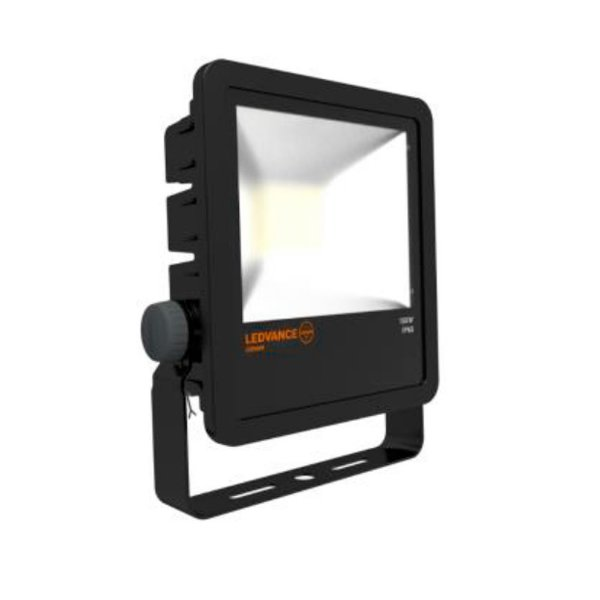 Refletor Led Floodlight 100W Bivolt IP65 3000K Preto