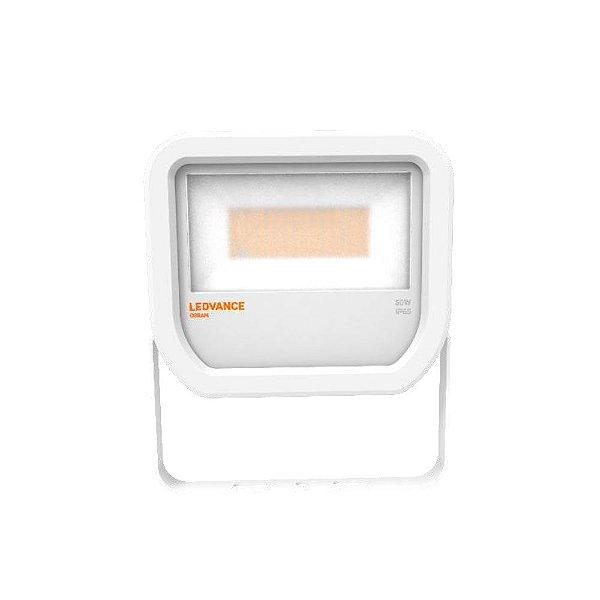 Refletor Led Aluminio 50W Bivolt IP65 5000K Branco OSRAM