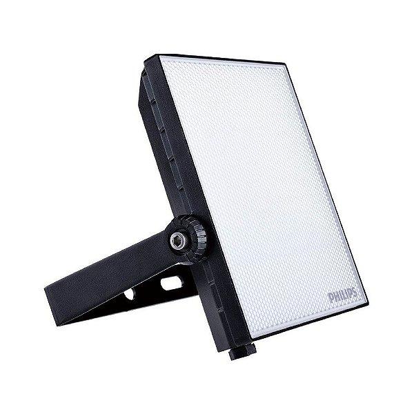 Refletor Led Aluminio 50W Bivolt IP65 6500K Preto PHILIPS