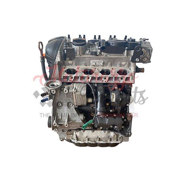 MOTOR BLOCO COMPLETO AUDI A4 A5 Q5 TT TFSI 2009 2010 2011 2012 2.0 16V - RETIFICADO COM GARANTIA E NOTA FISCAL