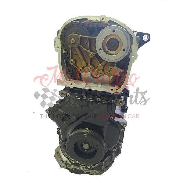 MOTOR COMPLETO VOLKSWAGEN JETTA TIGUAN PASSAT GOLF EA888 200CV CCZA CCTA CAWA 2.0 16v TSI TFSI 2009/2012 - REMANUFATURADO