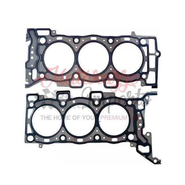 JUNTA DO CABECOTE CHEVROLET CAPTIVA SPORT 3.0 V6 24V - PAR CHAPA METALICA