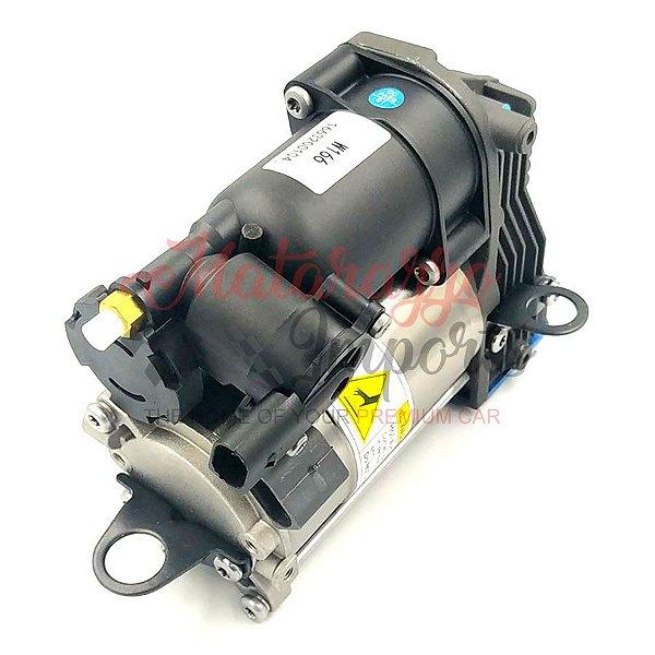 COMPRESSOR DA SUSPENSAO PNEUMATICA MERCEDES-BENZ W166 GL166 ML63 AMG ML500 ML350 GL500 GL450 GL400 - 1663200104