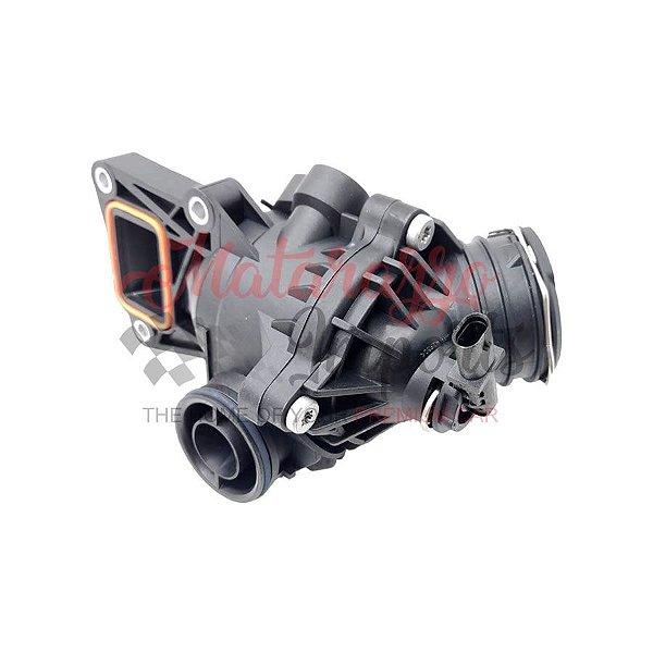 VALVULA TERMOSTATICA MERCEDES-BENZ M276 V6 3.5 ML350 SLK350 SL350 CLK350 - A2762000515 ,2762000015 ,2762000115, 2762000515