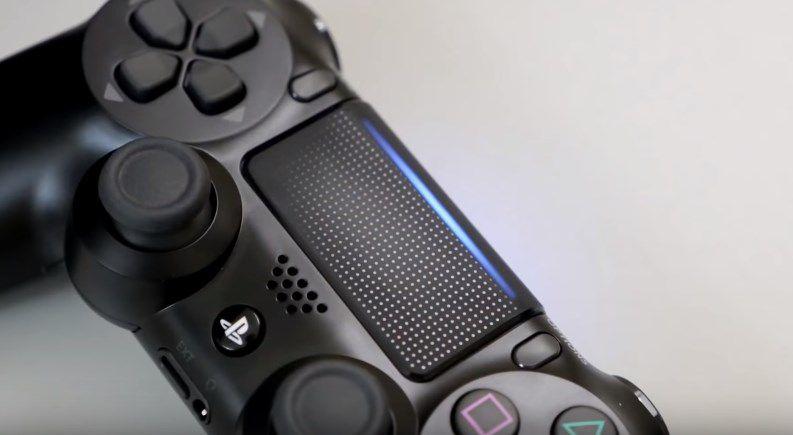 Controle Playstation 4 Slim - PS4 Preto