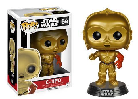 FUNKO POP - Star Wars C3PO - Pop Vinyl