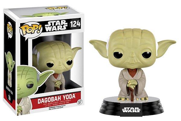 FUNKO POP - Star Wars Dagobah Yoda - Pop Vinyl