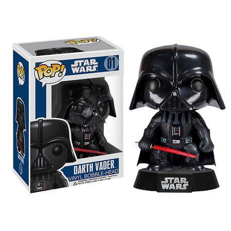 FUNKO POP - Star Wars Darth Vader - Pop Vinyl