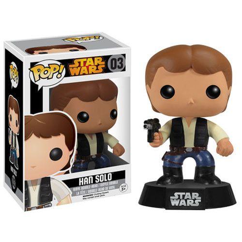 FUNKO POP - Star Wars Han Solo - Pop Vinyl