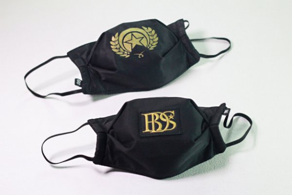 MASK FOLLY COLLAB BDS BLACK