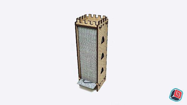 Torre de Tiles Modular em MDF