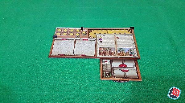 Overlay Marco Polo 1ª e 2ª Edição - 4 unidades