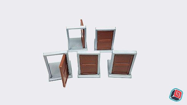 Porta Zombicide - 12 unidades
