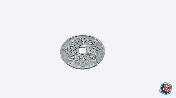 Medalhão Tinco