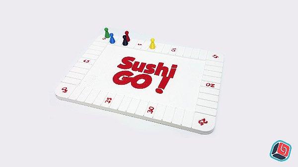 Tabuleiro de pontos Sushi GO!