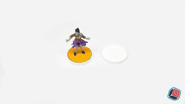 Kit 10 Bases para Miniatura Zombicide
