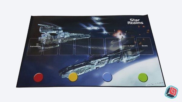 Playmat Star Realms