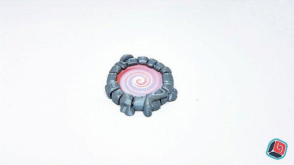 Portal de chão Arcadia Quest